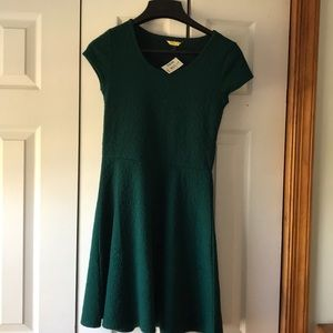 Dark green Prince & Fox Dress with tags